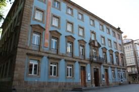 Plaza de La Constitución - Sede Afundación Ferrol