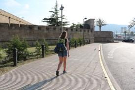Military Residence La Cortina, near port of Ferrol