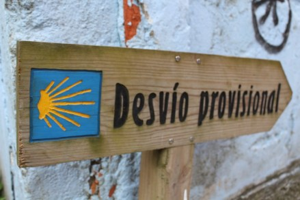 In the beginning you will find a provisional deviation