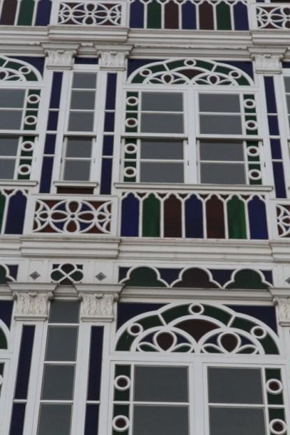 Avenida Marina buildings