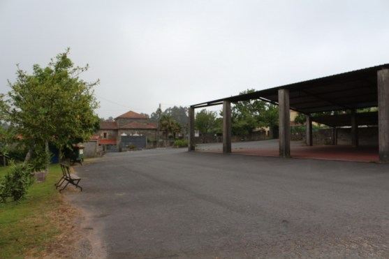Albergue de Peregrinos de Presedo surroundings
