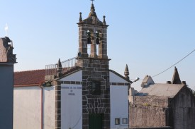 Cabeza de Lobo church
