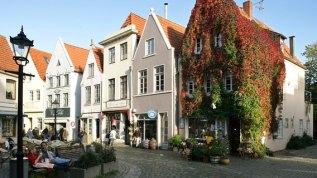 Im Bremer Schnoorviertel finden sich viele originelle Geschäfte.