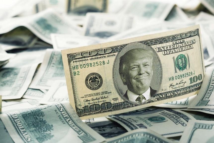 Un trillón de dólares. Deuda Insostenible del plan de impuestos