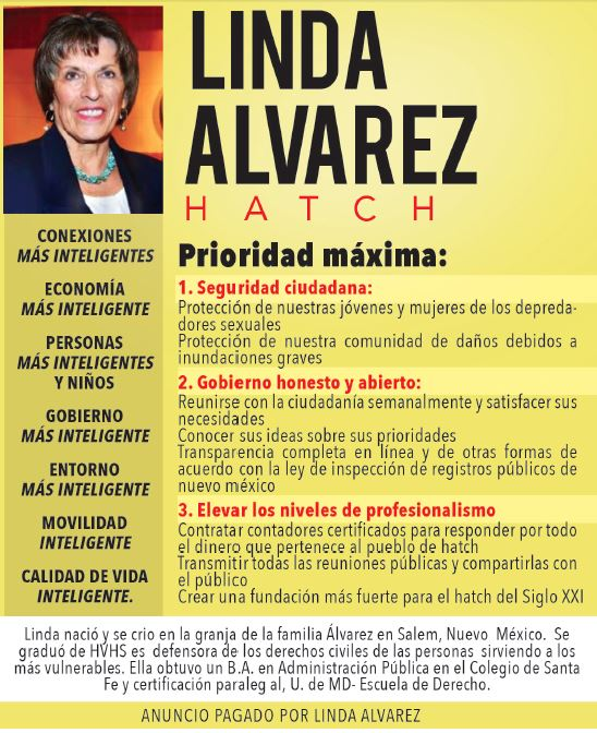 Hatch Linda Alvarez