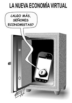 Una nueva economía virtual