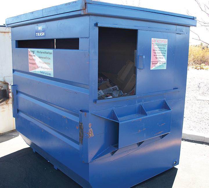 """El futuro del reciclaje: """"Sin contaminación"""""""