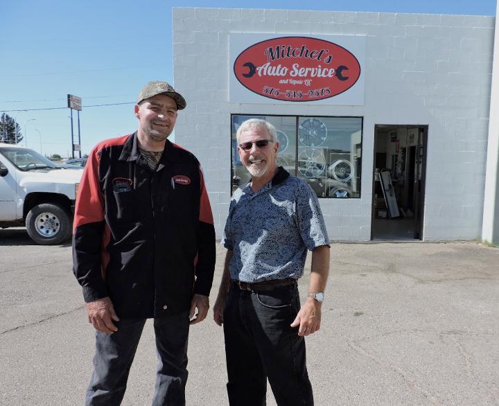 Asistencia para pequeños negocios en el suroeste de Nuevo México