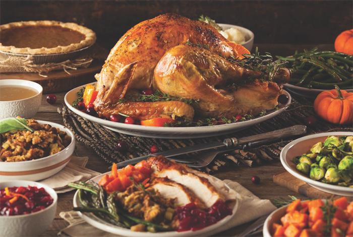 Consejos para lucirse en Día de Acción de Gracias