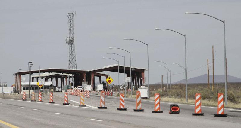 Reasignación temporal de oficiales de CBP a los sectores de la Patrulla Fronteriza