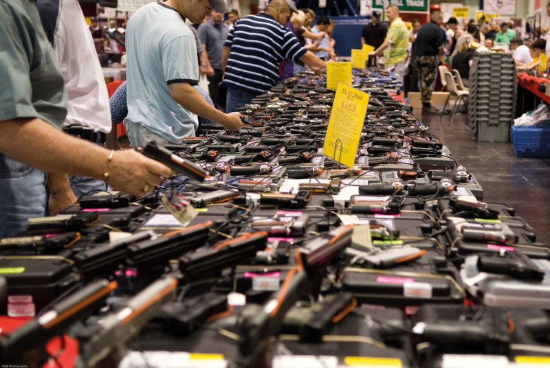 Reglas de SOS contra la petición republicana para anular la ley de verificación de antecedentes de armas