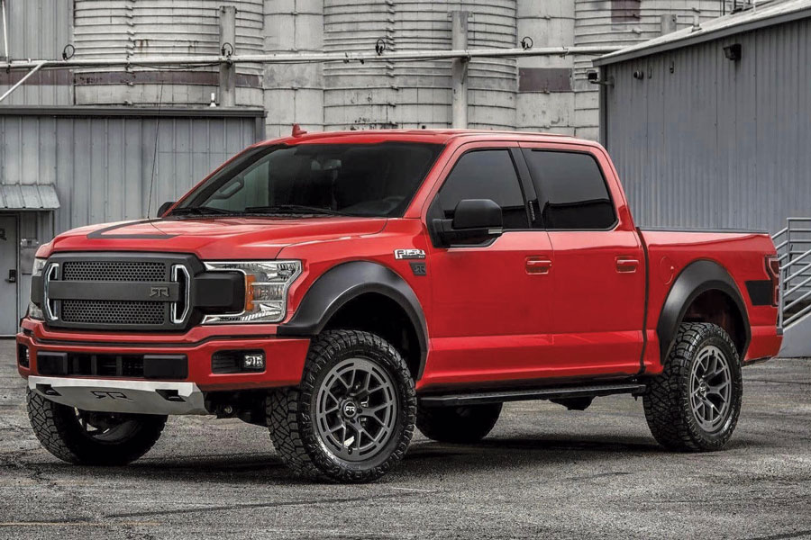 Ford retira casi medio millón de camionetas y SUV