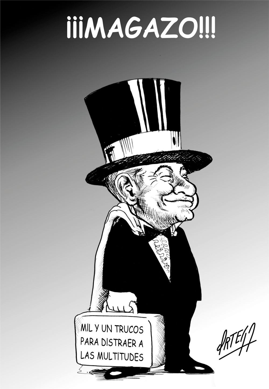 """Los presidentes que hacen """"magia"""" con la pandemia"""