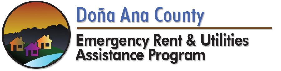 Doña Ana County – Emergency Rent & Utilities Assistance Program-Solicitud