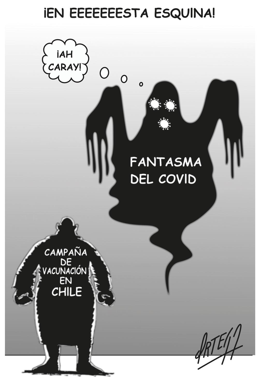 Oppenheimer: Chile le gana a México y Argentina con las vacunas contra el COVID