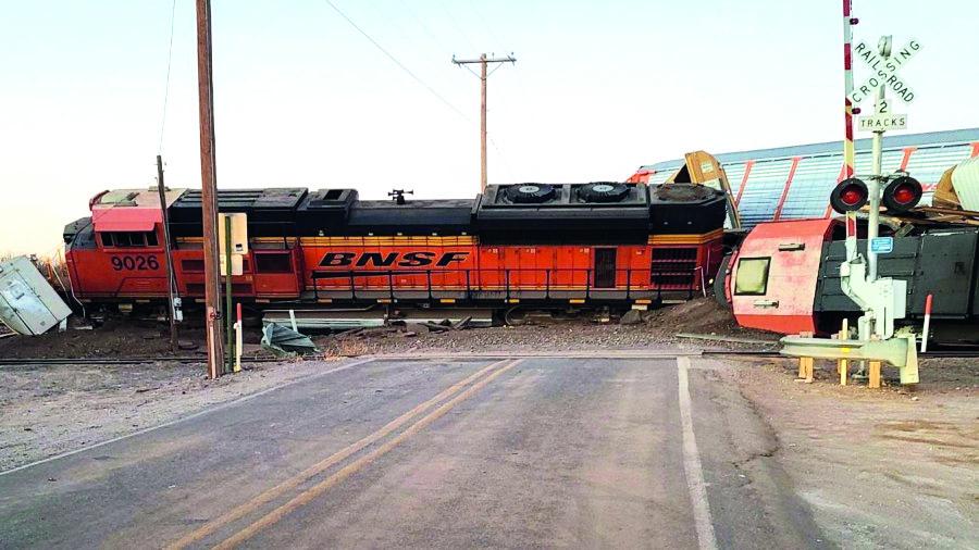 Hombre de La Mesa acusado de descarrilar tren en Vado