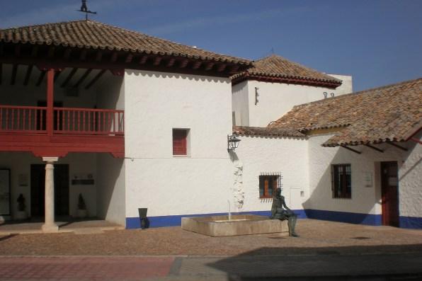 Alcázar de San Juan: Oficina de turismo