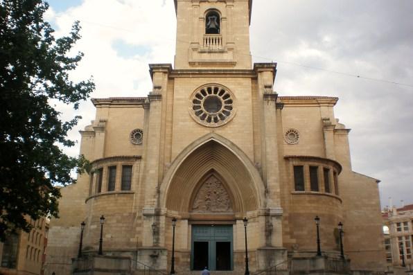 Albacete: Catedral de san Juan Bautista