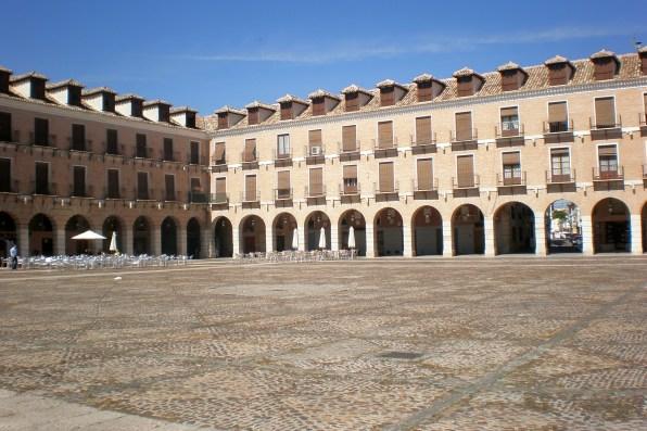 Ocaña: Plaza Mayor