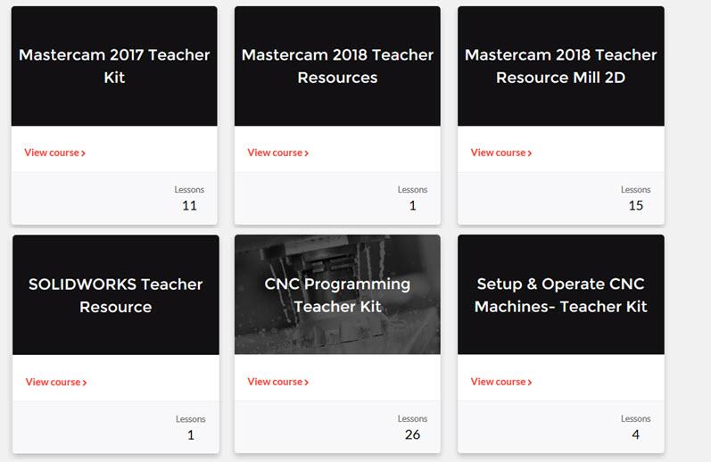 Mastercam Classroom Solutions - CamInstructor