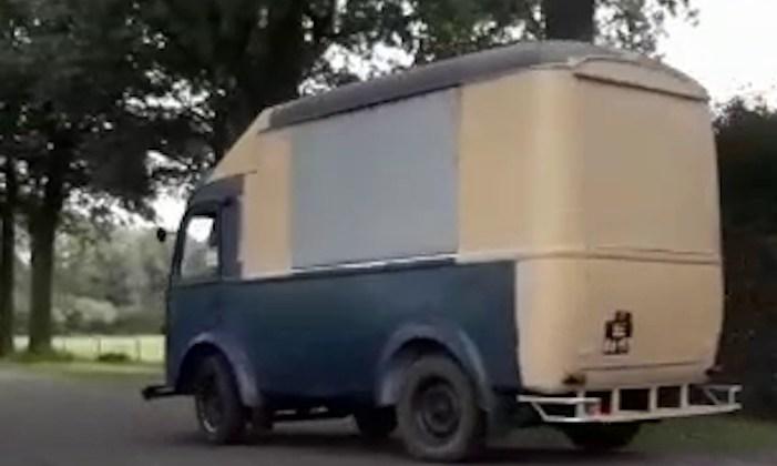 Onze Camion rijdt weer!