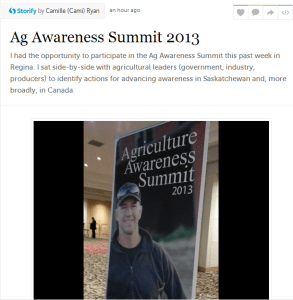 ag awareness summit