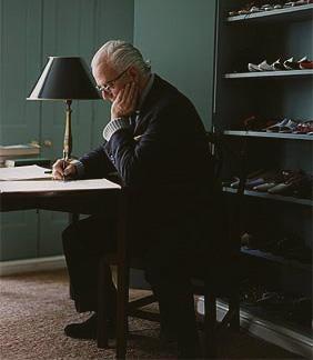 Manolo Blahnik es uno de los creadores de calzado más reconocidos del mundo