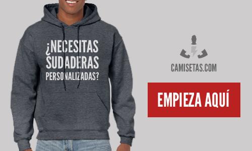 f0674ac5a Sudaderas personalizadas - Blog camisetas.com