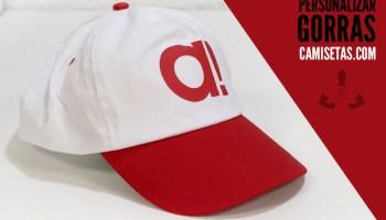 Gorras personalizadas online – Blog camisetas.com 9268bc2c7d7