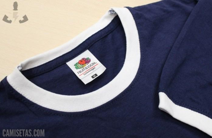 Camisetas ringer personalizadas 4