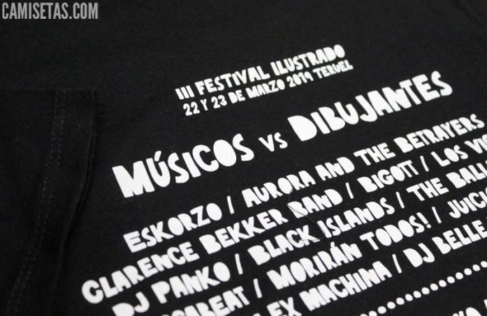 Merchandising personalizado para festivales 3