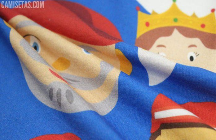 Impresión de camisetas infantiles
