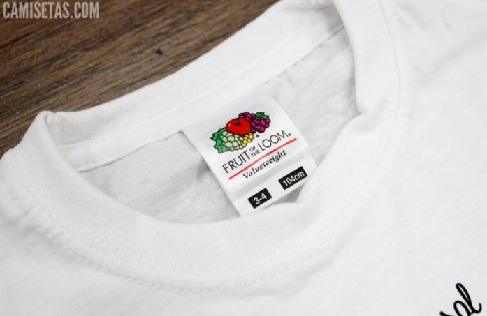 Impresión de camisetas infantiles 2