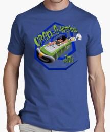 Camiseta chico Cron-O-Letrina del día del Tentáculo