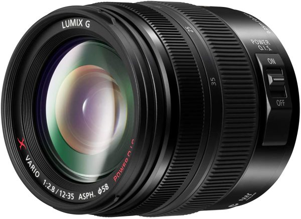 Panasonic Lumix G X Vario 12-35mm f/2.8 II ASPH O.I.S. Lens