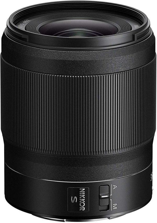 Nikon NIKKOR Z 35mm f/1.8 S Prime Lens