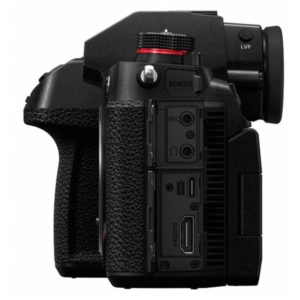 Panasonic Lumix DC-S1H Mirrorless Camera (Body Only)