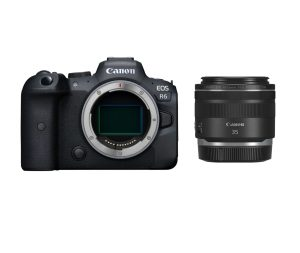 Canon EOS R6 With RF 35mm F1.8 IS Macro STM Lens