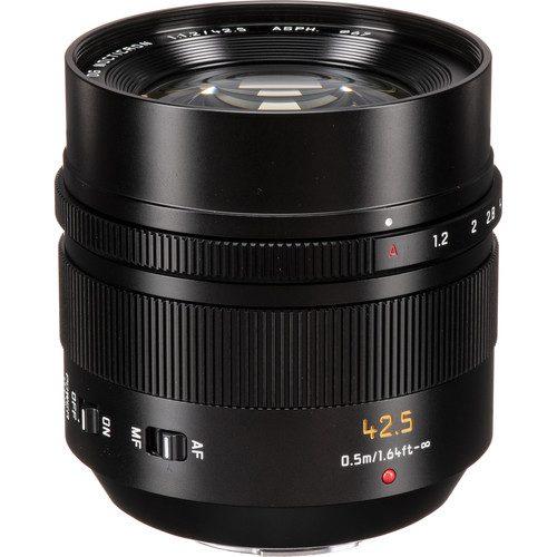 Panasonic Leica DG Nocticron 42.5mm f/1.2 ASPH  Lens