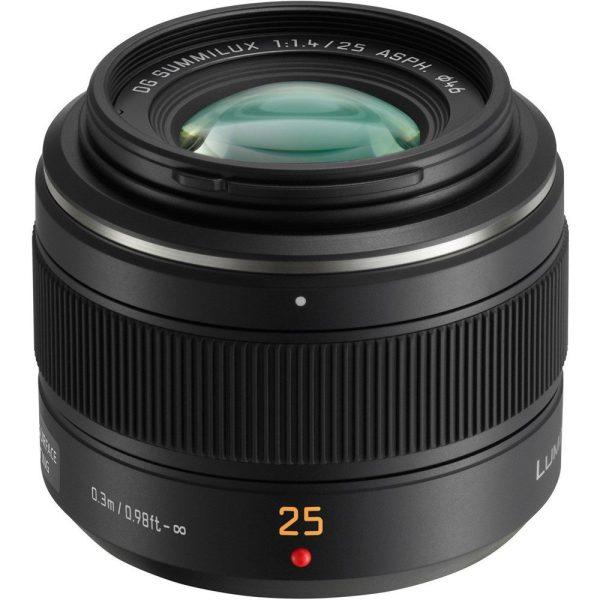 Panasonic 25mm f1.4 II Leica DG Summilux ASPH  Lens
