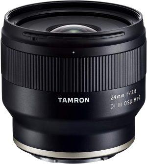 Tamron 24mm f/2.8 Di III OSD For Sony E