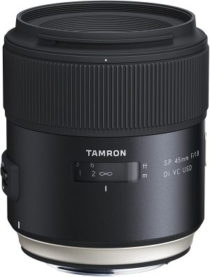 Tamron SP 45mm F1.8 Di VC USD For Canon EF
