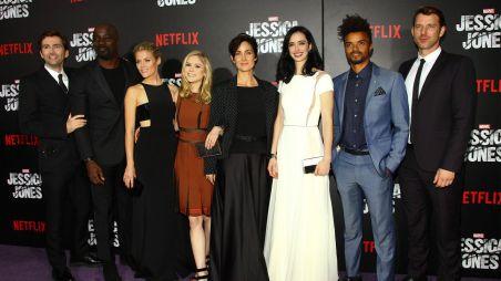 Jessica Jones Series Premiere 2015