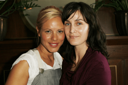Max Mara and Women in film luncheon Honoring Maria Bello 2006