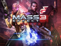Mass Effect 3 video game 2012