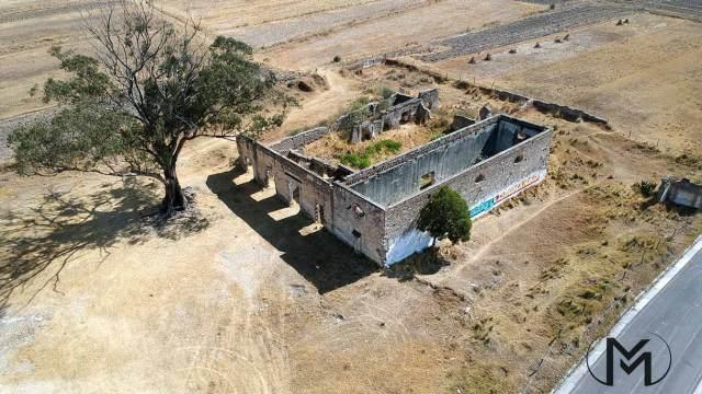 Vista general Ex Hacienda La Blanca