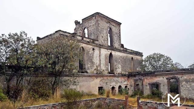 Ex Hacienda Santa Cruz