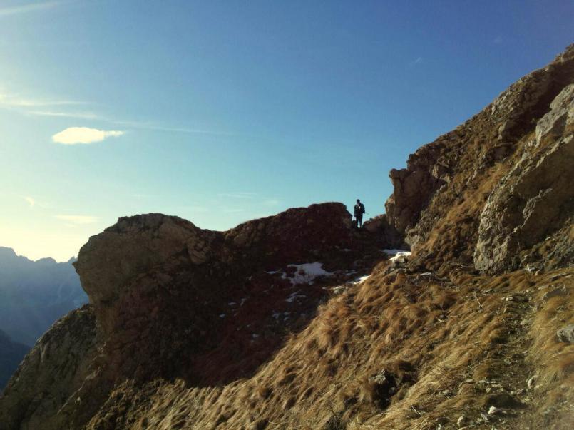 025 Salendo sul Monte Peralba