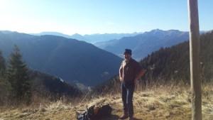 Il panoramada Casera Glaretz