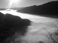 Inversione sulla valle dell'Isonzo